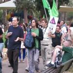 מצעד הגאווה ראשל''צ - יום הבינ''ל למאבק בהומופוביה 2010. צילום: מאור ברזני